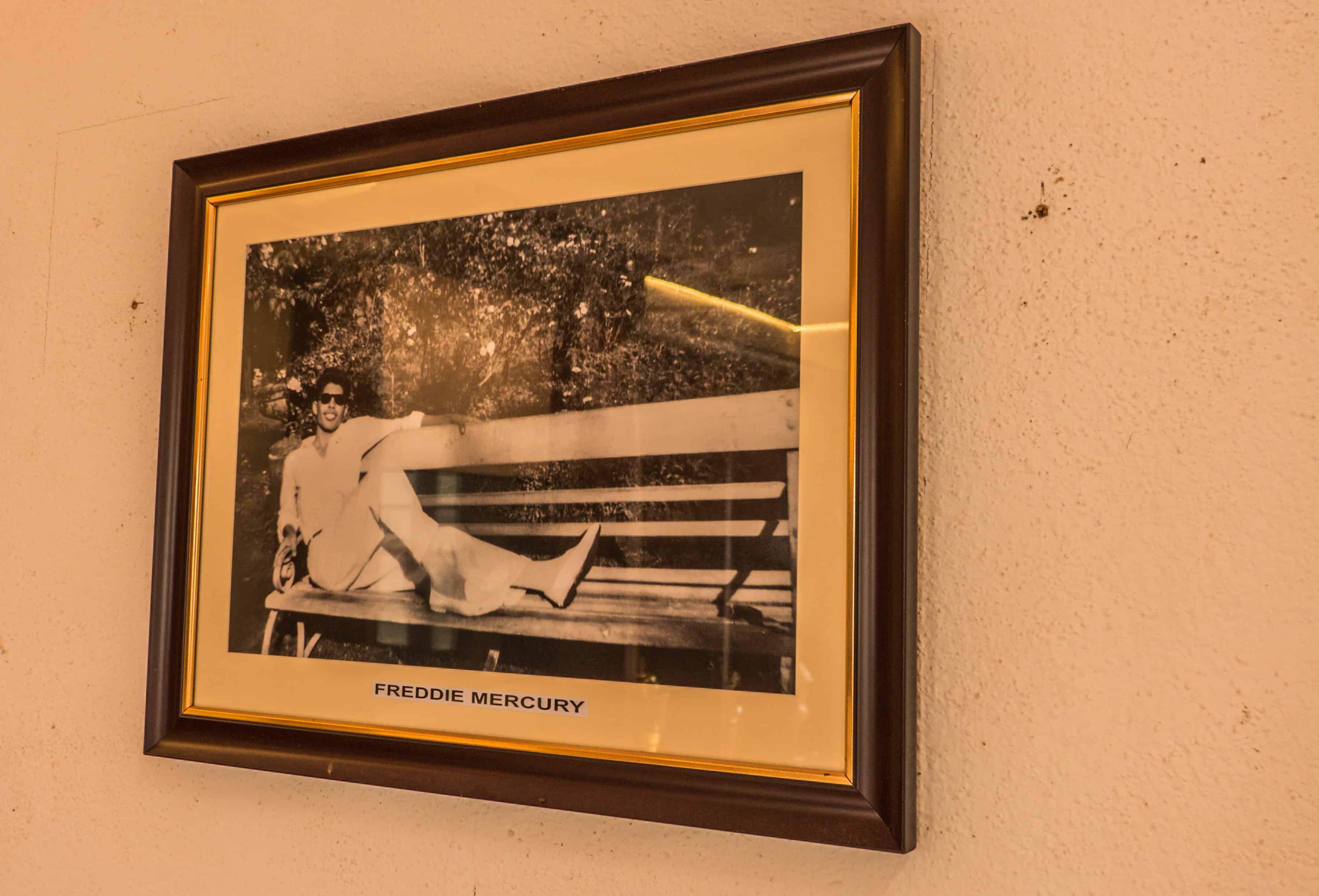 Panchgani, Freddie Mercury, Queen