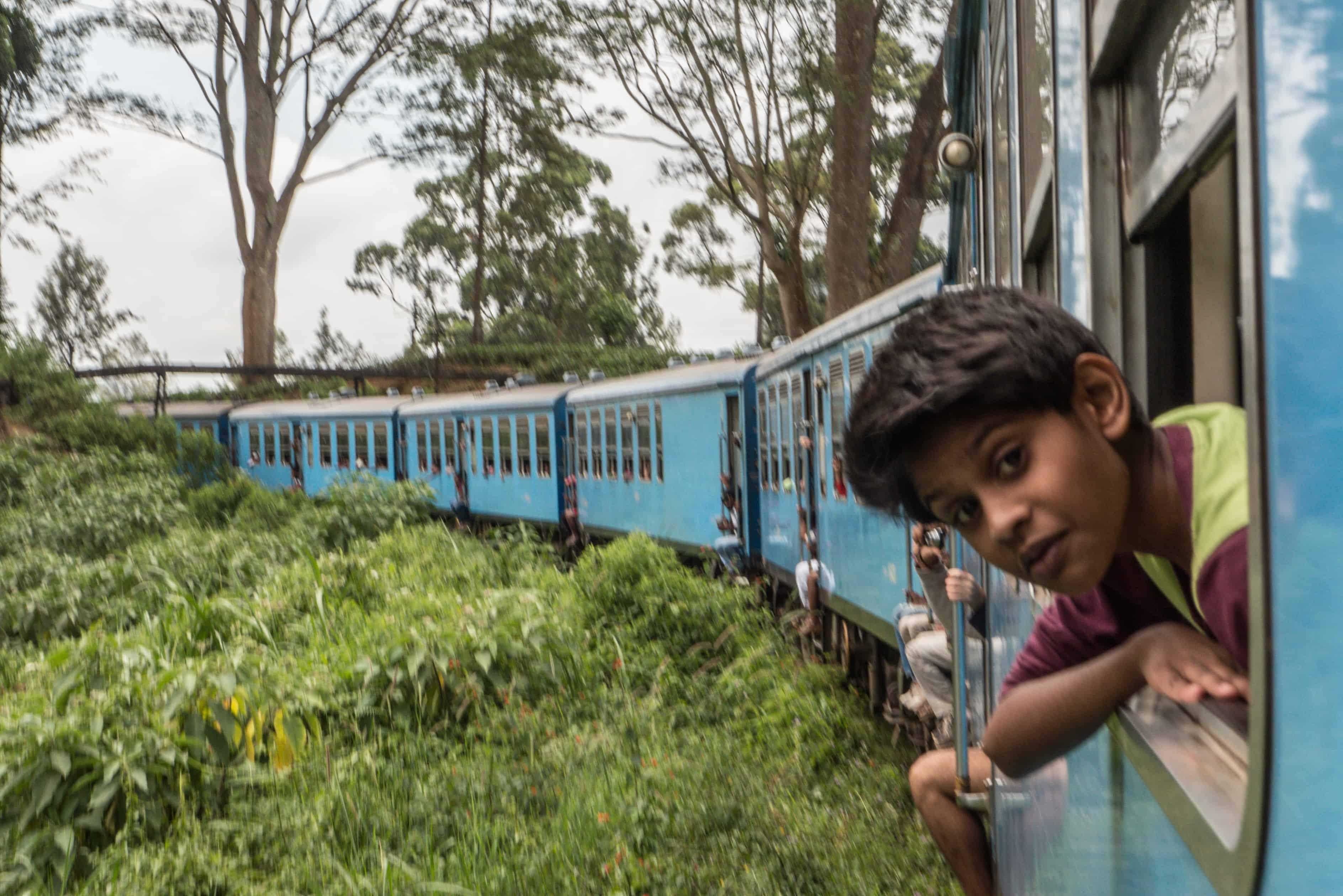 Sri Lanka. co zobaczyć ; Ella - Kandy