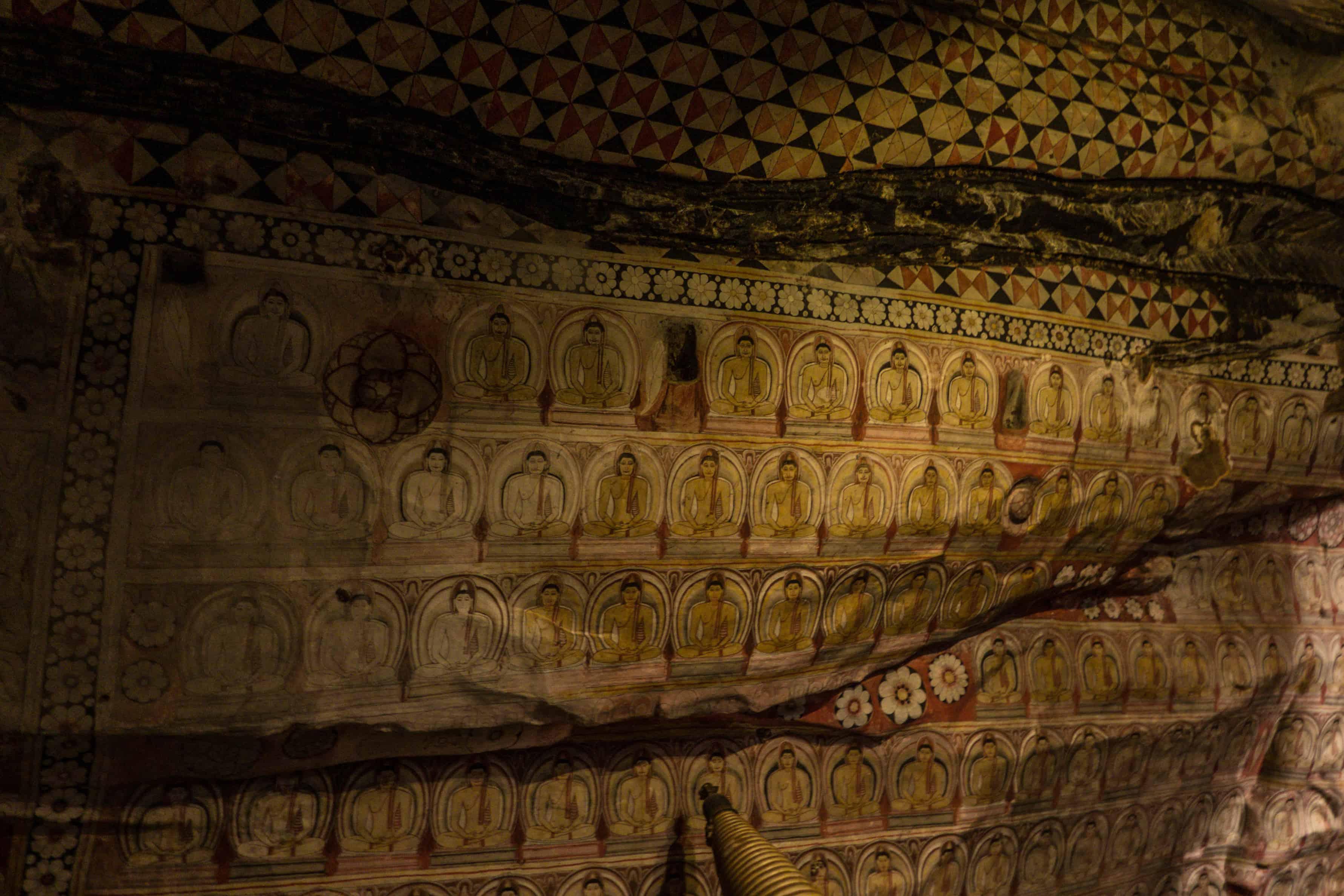 Sri Lanka. co zobaczyć: Dambulla