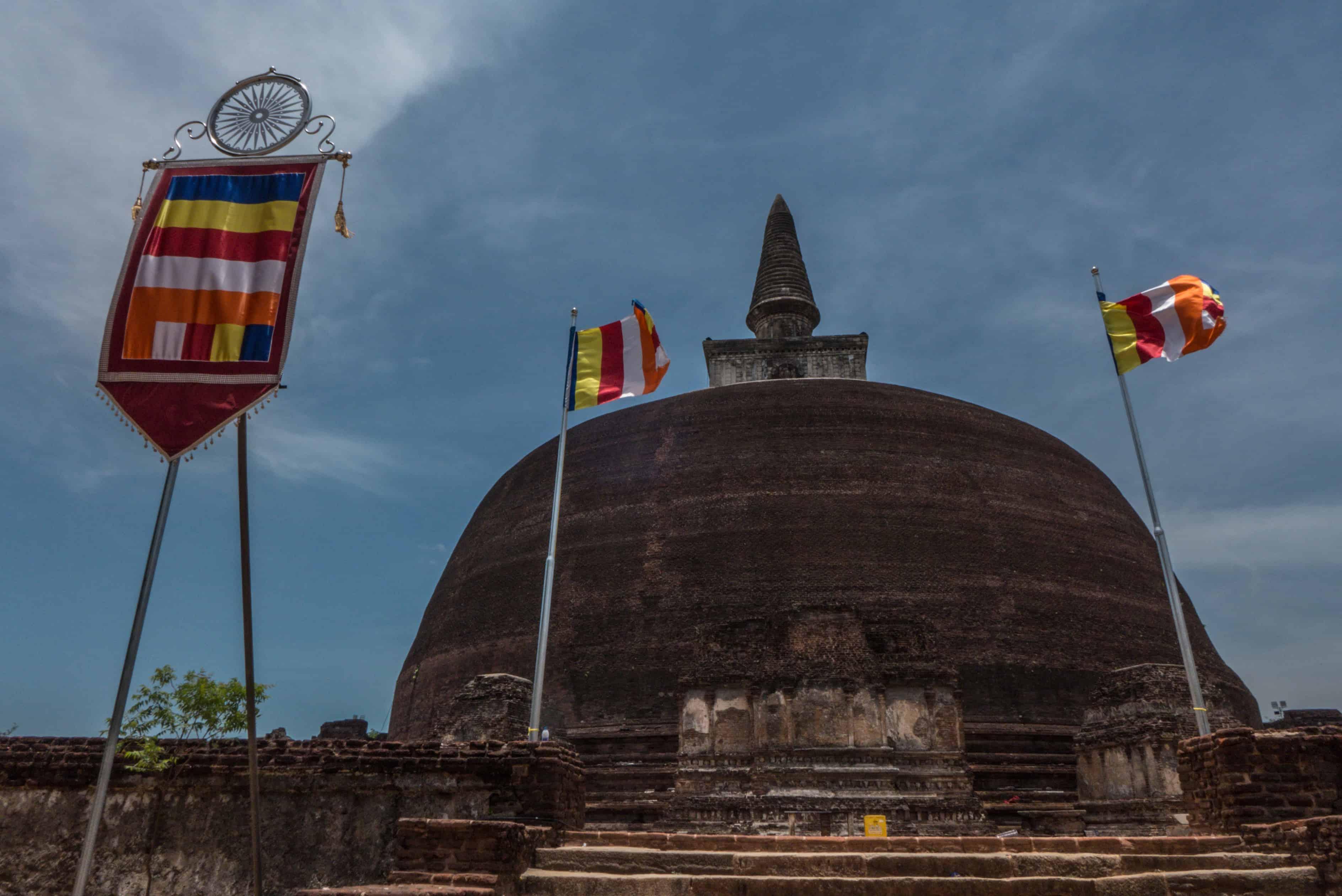 Sri Lanka. co zobaczyć: Polonnaruwa