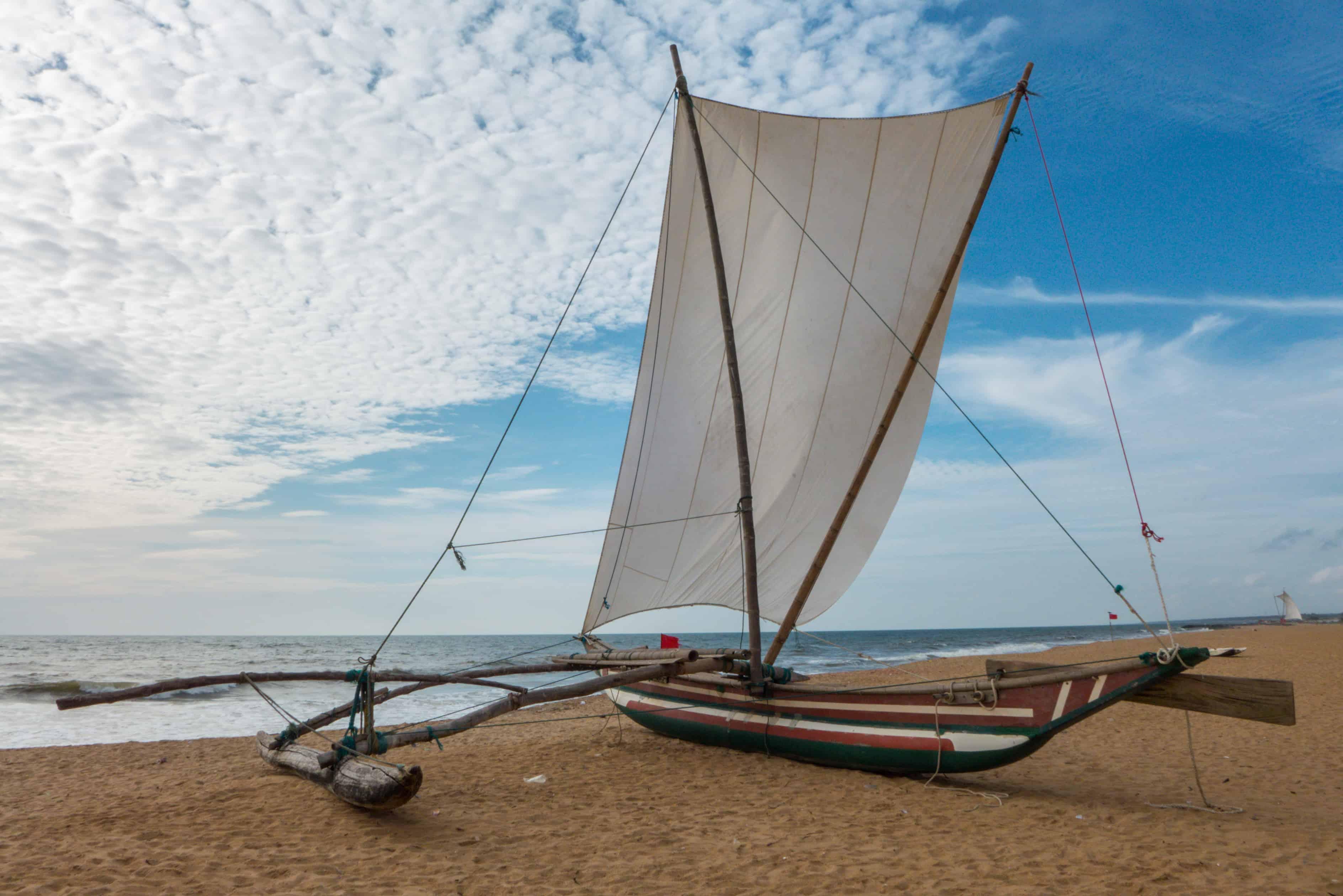 Sri Lankaa. Co zobaczyć ; Negombo