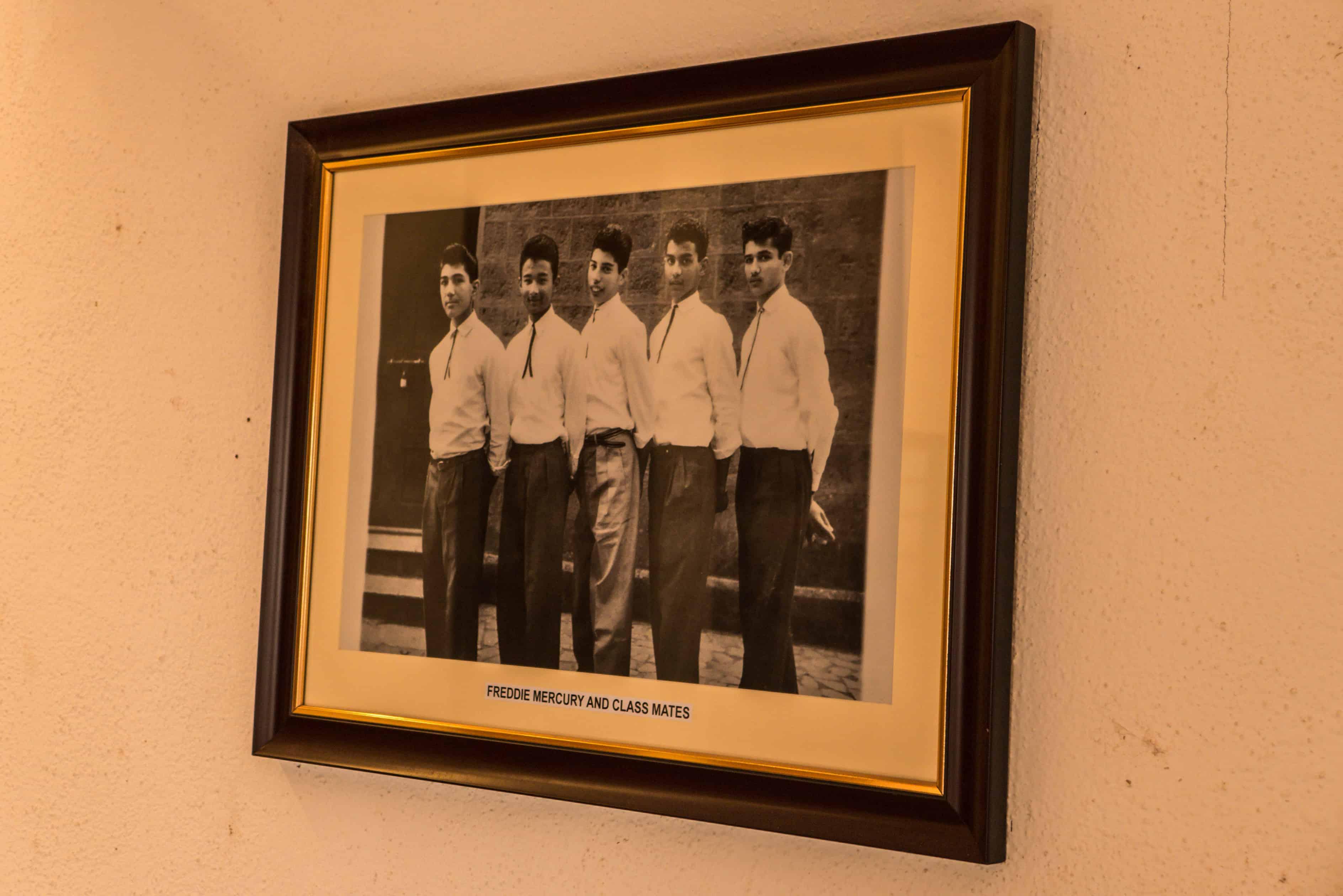 Panchgani, Freddie Mercury