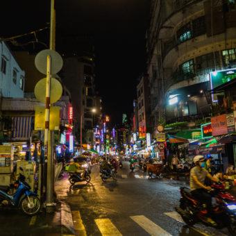 Wietnam – trasa podroży. Delta Mekongu, wodospady, jaskinie i duże miasta