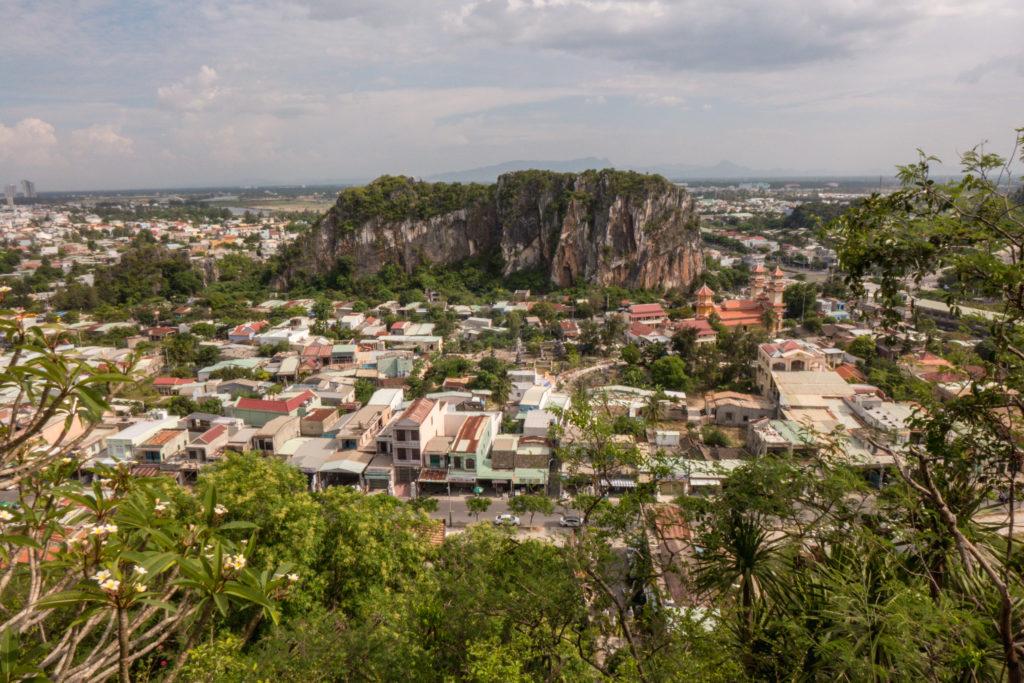 Wietnam, Hoi An, Góry Marmurowe