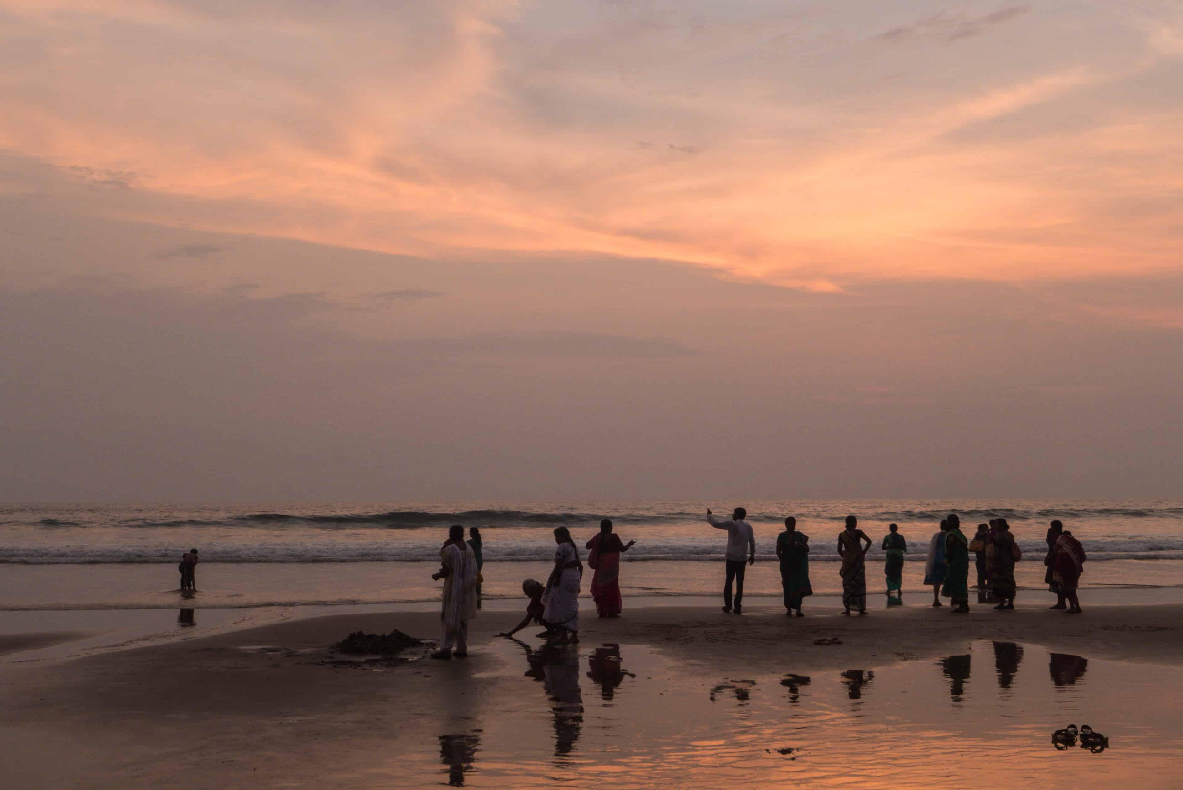 Indie: trasa Gokarna