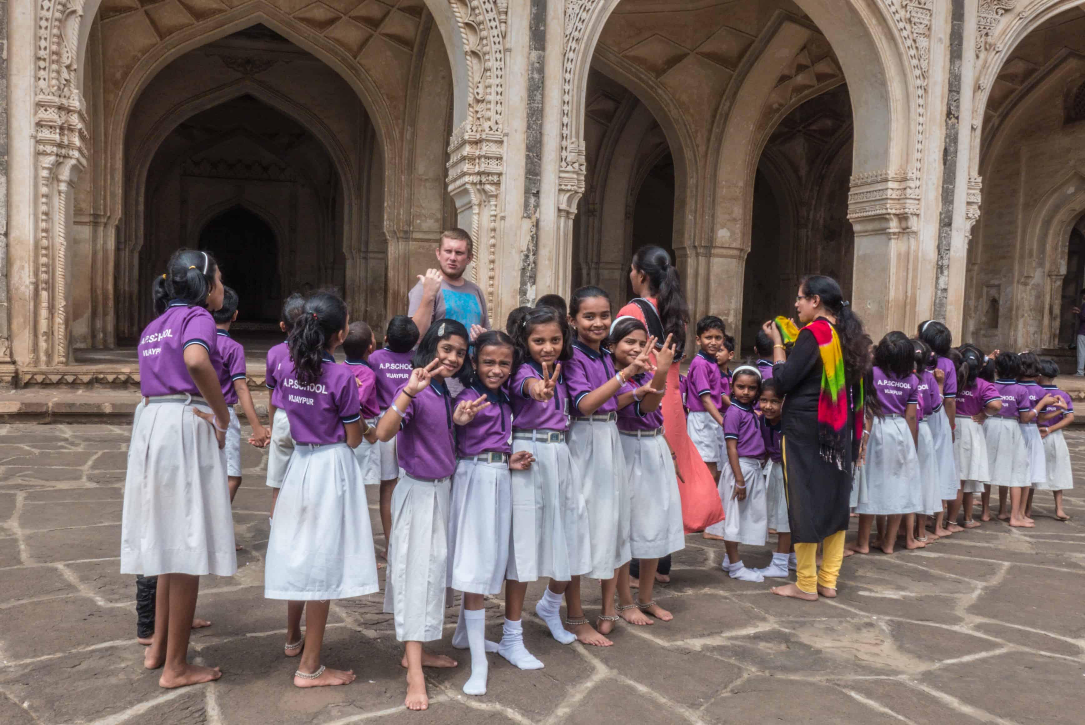 Indie: trasa Bijapur