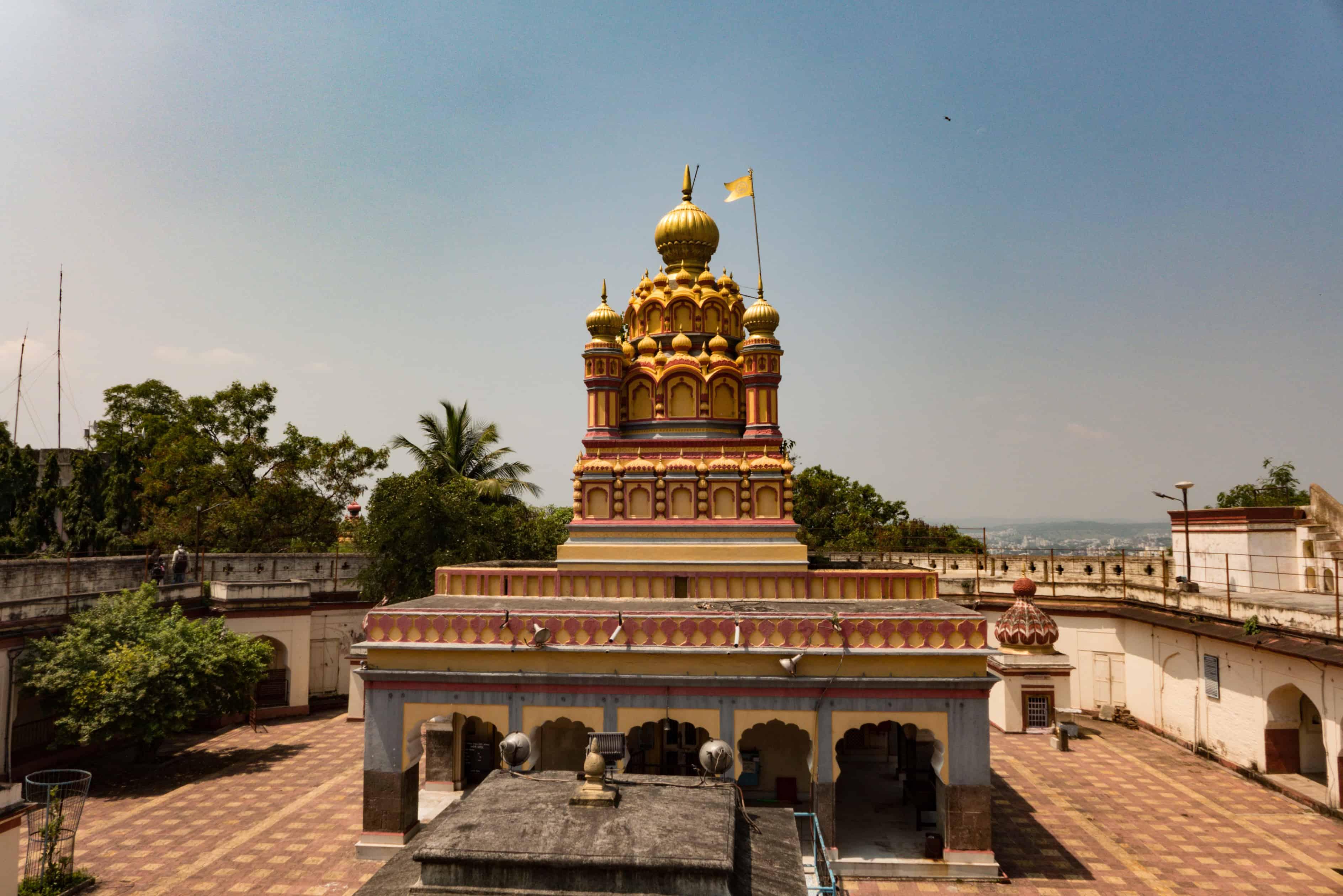 Indie: trasa Pune