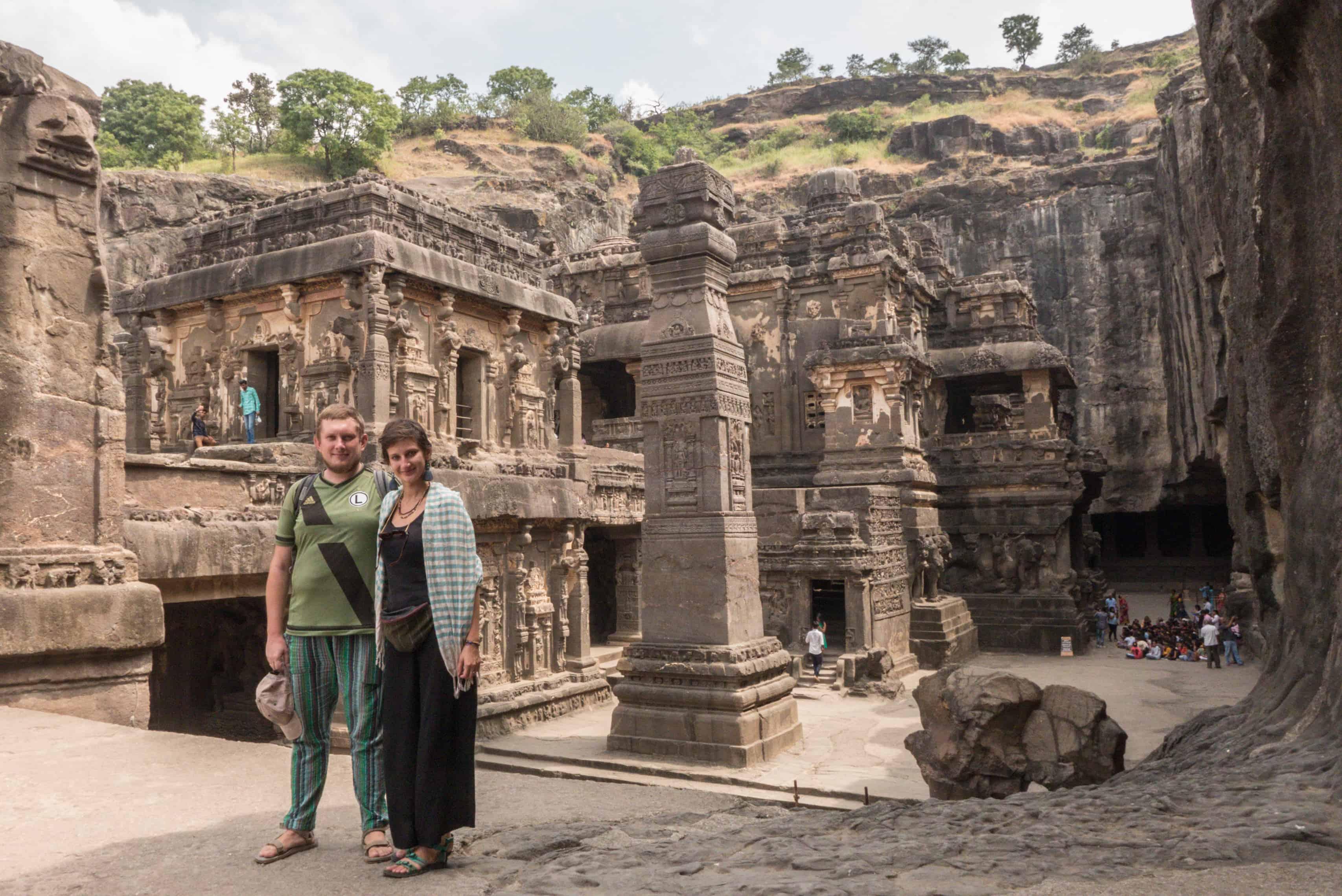 Indie: trasa Elura
