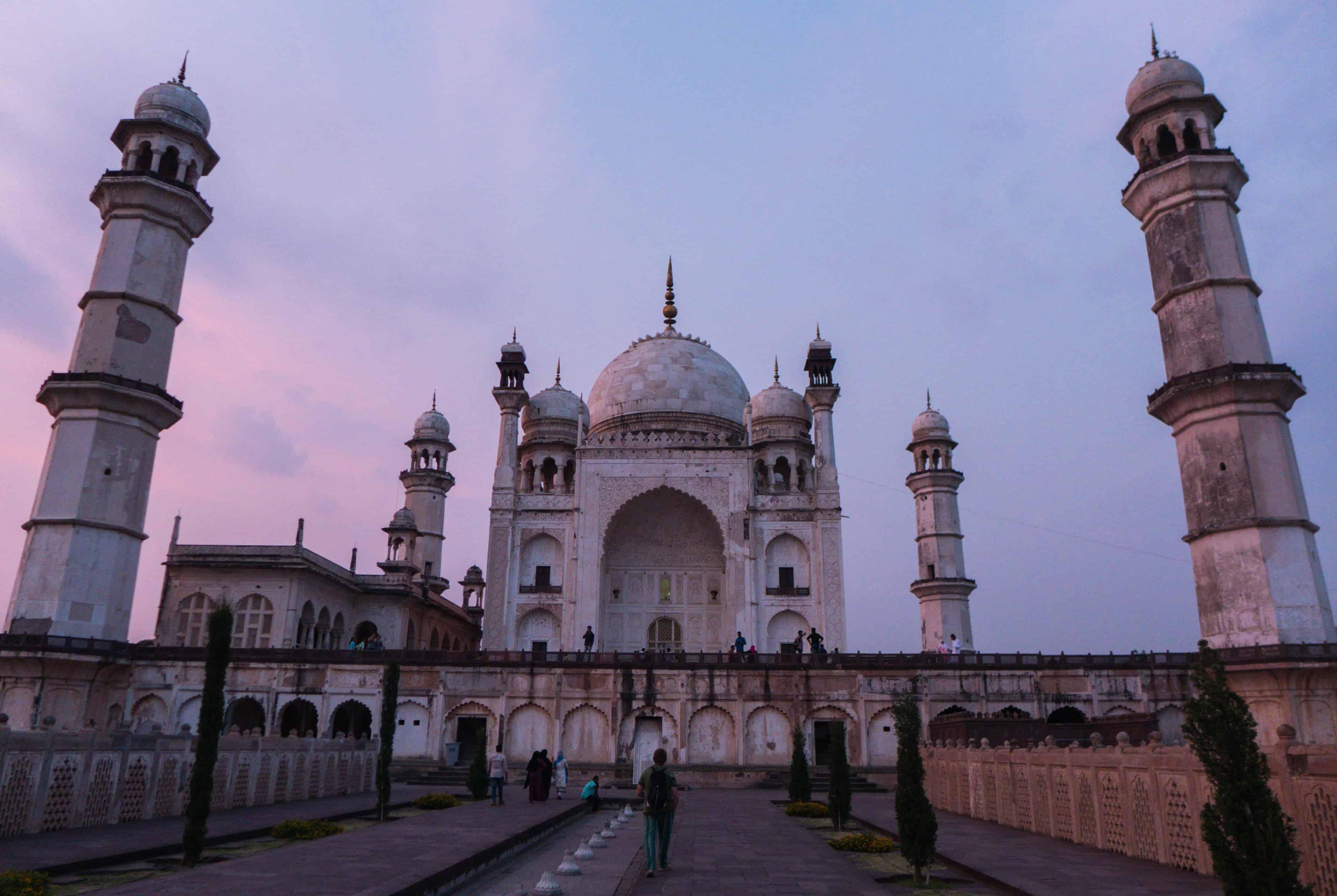 Indie: trasa