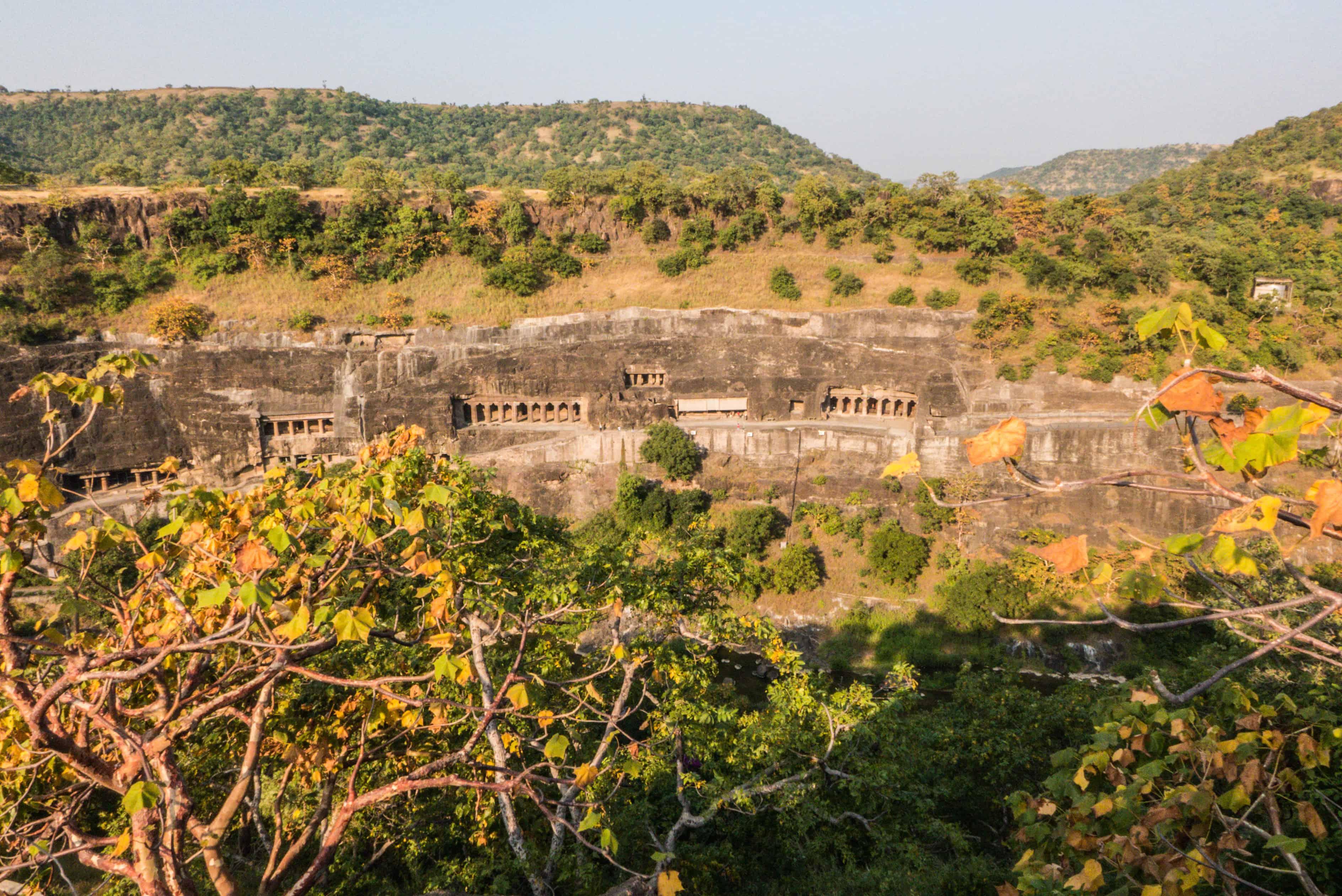 Indie: trasa Adźanta