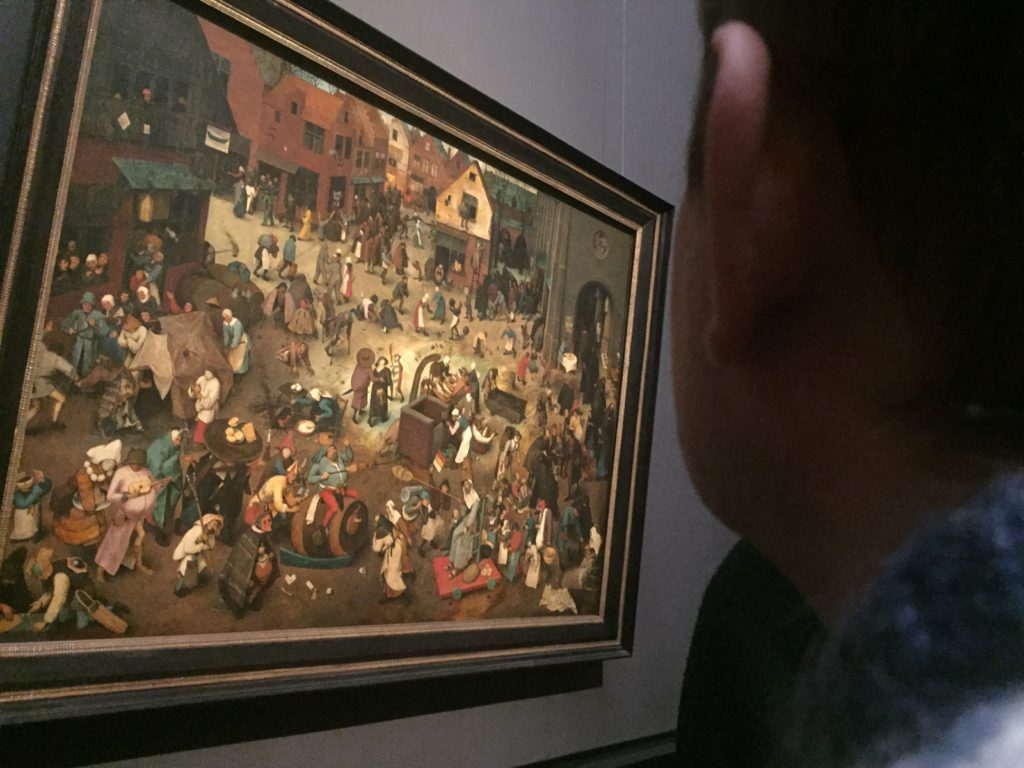 Wiedeń, Bruegel