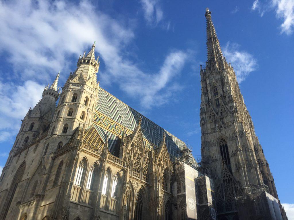 Wiedeń, Katedra św. Szczepana