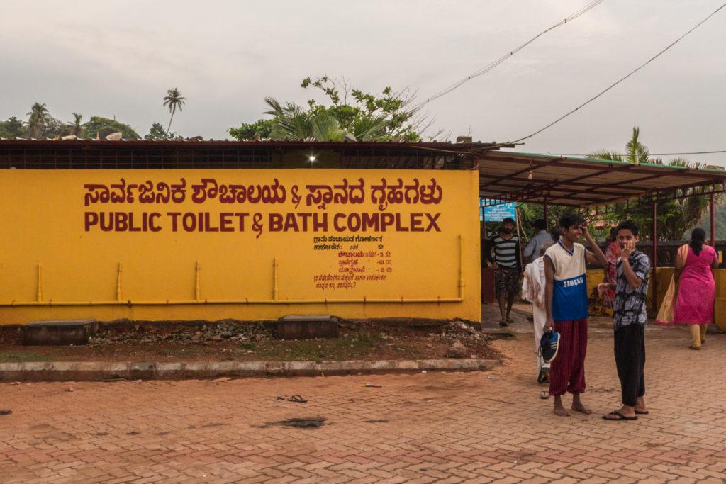 toalety w Azji