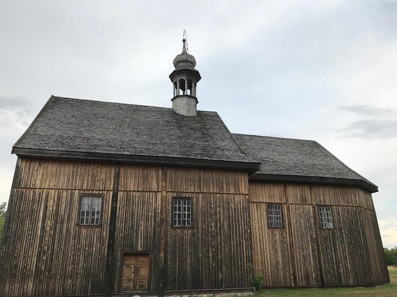Maurzyce, Kościół z Wysokienic