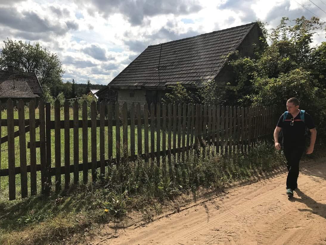 Józefowo, gmina Gródek