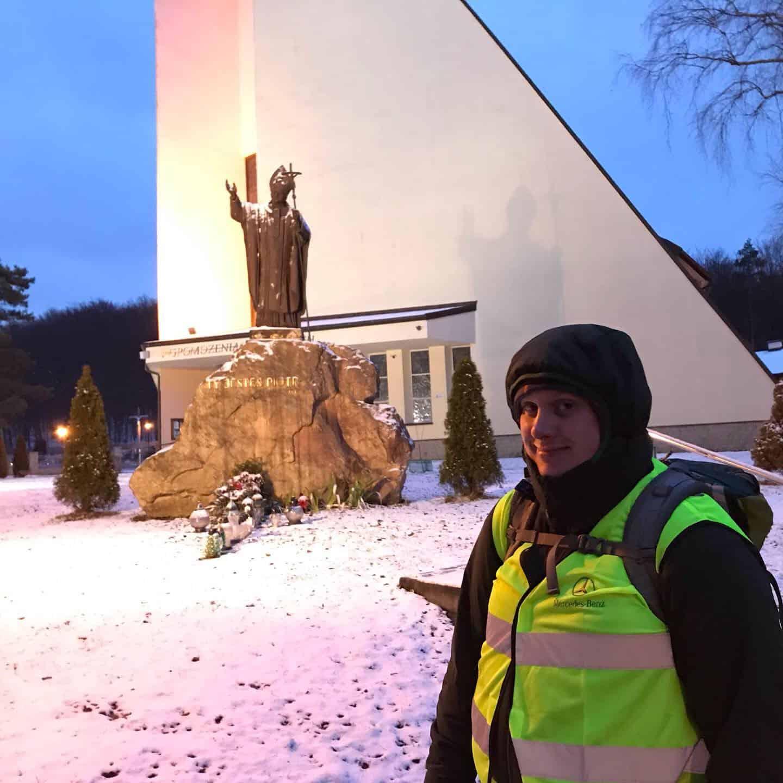 Pomniki Jana Pawła II Jaroszowiec