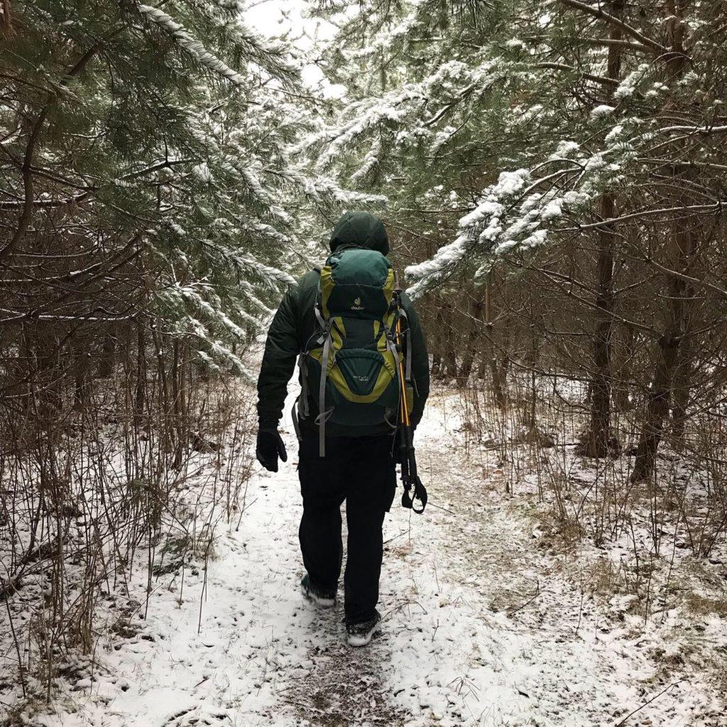 Deuter AC Lite 40+10 trekking