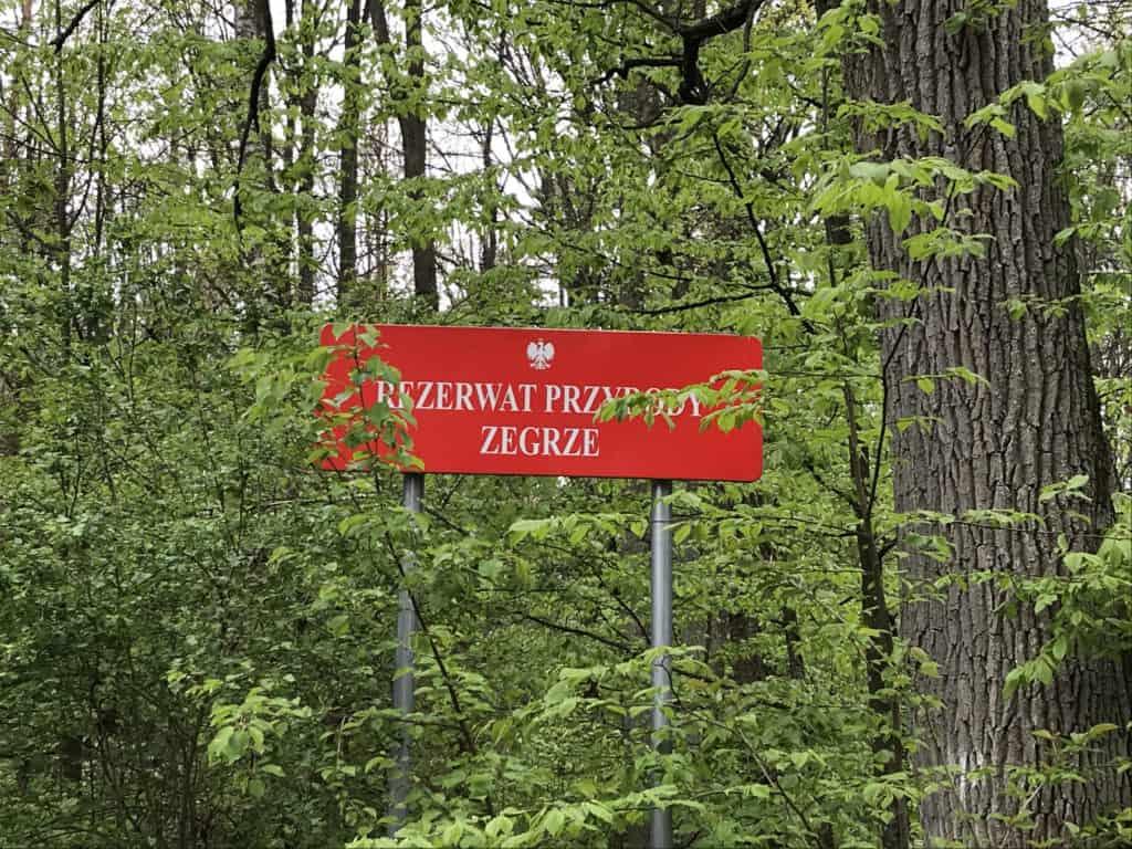 Rezerwat Zegrze